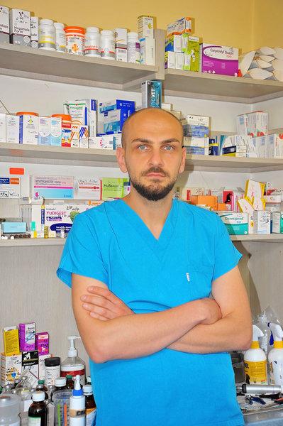 Ветеринарен лекар - д-р Б. Джурков - Санивет, Велико Търново