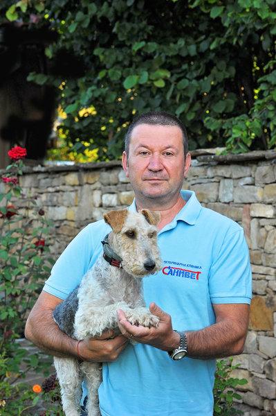 Ветеринарен лекар - д-р Галин Гунчев - Санивет, Велико Търново